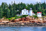 Bass Harbor Head Light, ME