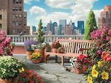 Rooftop Garden - Alan Giana