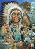 Ruane Manning 'Chief Sitting Bear'