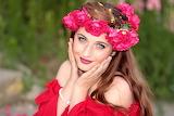 Belleza y flores 4