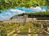 Villandry castle France