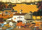 Pumpkin Hollow by Charles Wysocki
