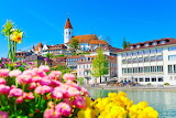 In Thun, Switzerland