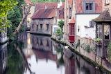 backwaters of Bruges