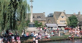 Bourton on the Water 1976