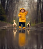 Race to the lake by Jake Olson Studios