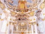 #Pilgrimage Church of Wieskirche Steingaden Germany GettyImages