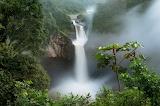 San Rafael-dead waterfall-Ecuador