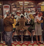 ^ Lunch Counter ~ John Falter
