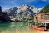 Lago di Braies-foto-Wojtek Kaczówka Fotografia