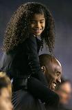 Kobe Bryant and Gianna Maria Onore Bryant