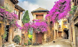 Antico borgo francese