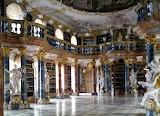 Libraries - Wiblinglen Abbey Library - Ulm Germany