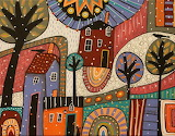 Winter Town - Karla Gerard