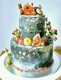 Fruity cake @ My Little Panda Kitchen