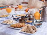 Desayuno en Marruecos
