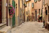 Borgo Maggiore, strada, San Marino