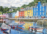 Tobermory, Terry Harrison