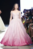 Pink Ombre Princess Gown