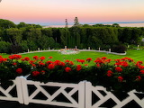 Mackinac Island Grand Hotel Lawn by Joanne Meader Murray