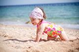 Beach fashion for kids