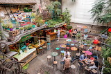 Szimpla Kert Ruin Pub, Budapest, Hungary
