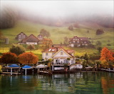 ^ Autumn in Switzerland