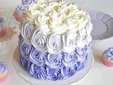 Purple cake @ Misya.info