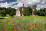 Chateau de Monceau-sur-Sambre - Belgium