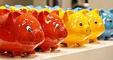 Rotate Piggy-Banks