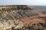 Yangykala Canyons, Turkmenistan