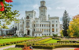 Hluboká Castle-Czech Republic