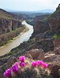 Rio Grande, Texas border river