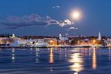 Bath moonlight Sonata - Coast of Maine