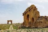 Ancient Roman-Berber city Algeria