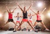 Fitness Hands Legs Jump