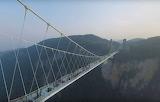 Zhangjiajie Glass Bridge China