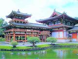 Byodoin-temple, Uji, Japan