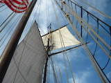1812 rigging on Privateer Lynx 2