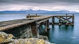Portencross pier - Scotland