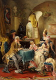 The Chess Game~ Carl Herpfer