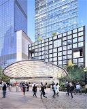 Hudson Yard subway station New York