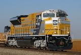 Diesel Locomotive Train Caterpillar