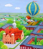 Balloon Ride - Iwona Lifsches