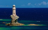 Tourlitis Lighthouse, Andros Greece