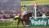 Kauto Star and Ruby Walsh 2009 Gold Cup