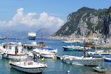 coming in to Capri