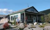 Mile 1819 Galehead Hut