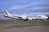 Bob Garrard Cargo Boeing 747 photo by Kevin Fortney