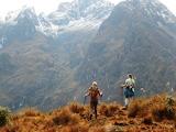 Inca panorama